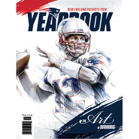 2018 Patriots Yearbook