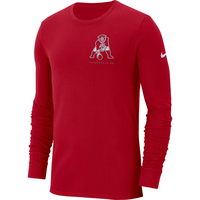 Nike Throwback Heavy Weight Long Sleeve Tee