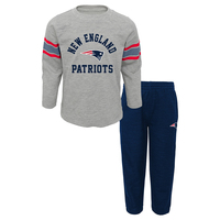 Preschool Long Sleeve Tee and Pants-2pc