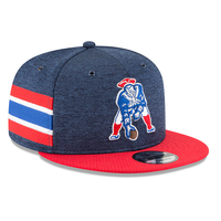 New Era 2018 9Fifty On Field Snap Throwback Cap