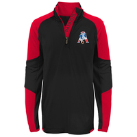 Youth Throwback Beta 1/4 Zip Top