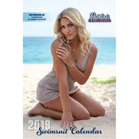 2019 Patriots Cheerleader Swimsuit Calendar
