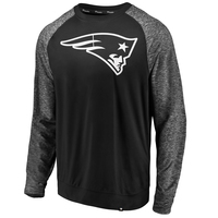 Fanatics Logo Raglan Top