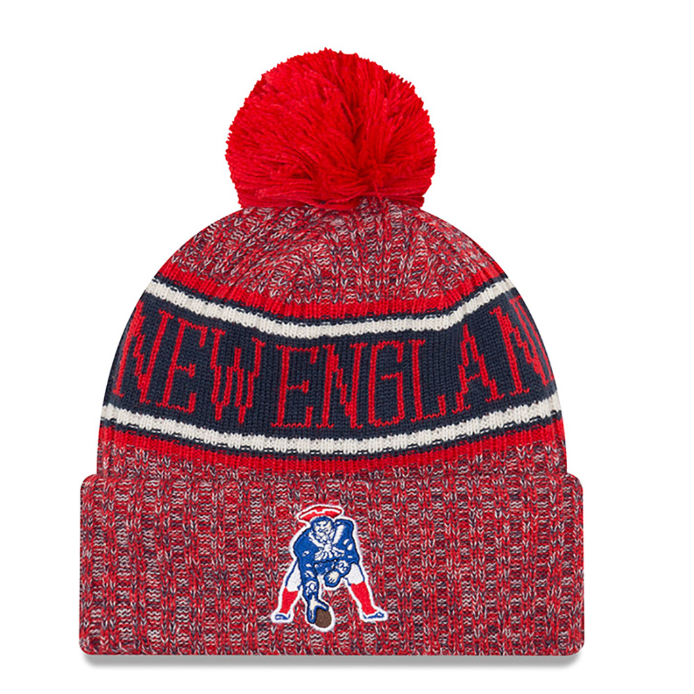 New Era 2018 Throwback Sport Knit-Red