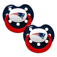 Patriots Pacifier 2-Pack - Blue
