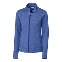 Ladies Cutter & Buck Shoreline Full Zip Jacket