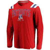 Fanatics Throwback Slub Long Sleeve Top