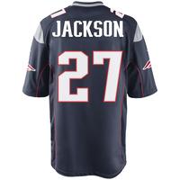 Nike J.C. Jackson #27 Game Jersey-Navy