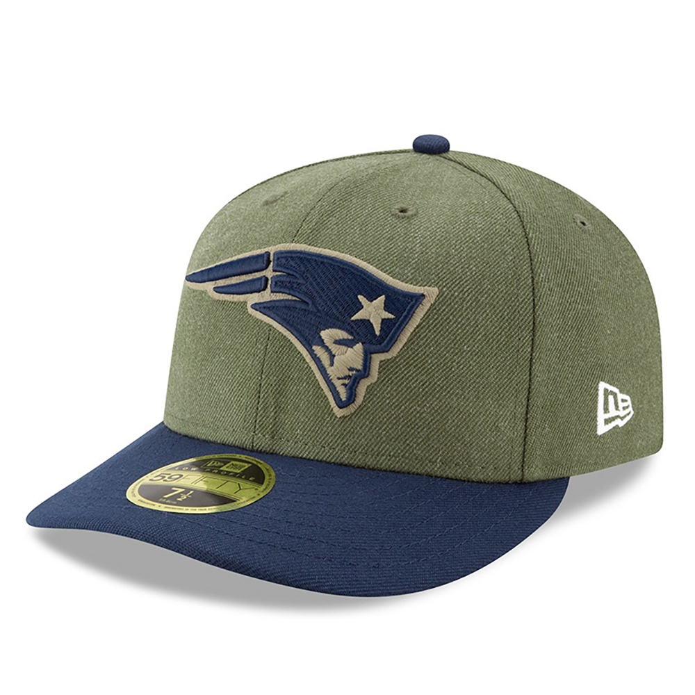 New Era Salute To Service 59Fifty Cap - Patriots ProShop 982b966de29