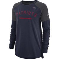 Ladies Nike Long Sleeve Tailgate Top