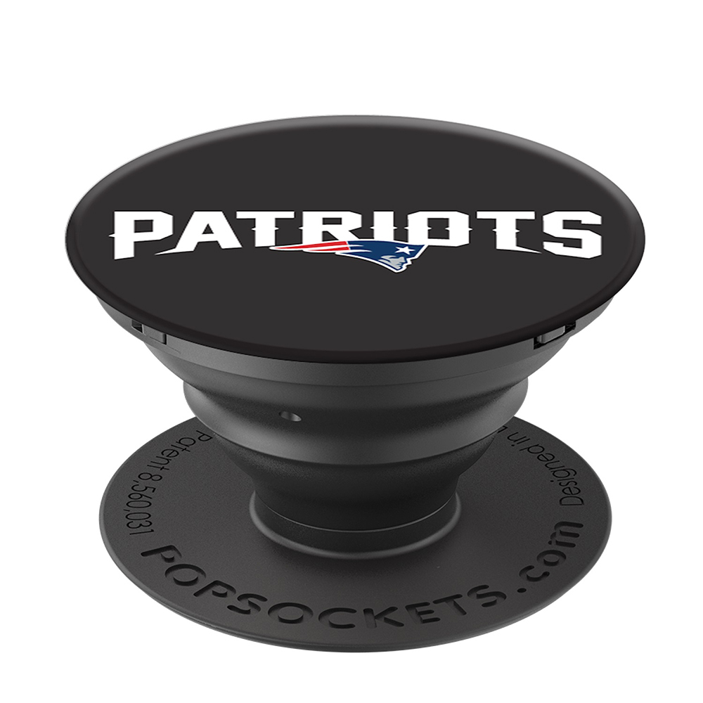 Patriots Wordmark PopSocket