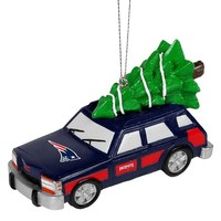 Station Wagon Tree Ornament