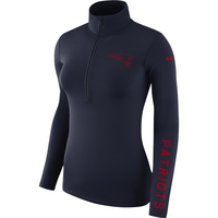 Ladies Nike Warm 1/2 Zip Top