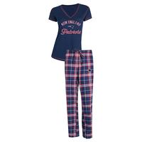 Ladies Top and Pant Pajama Set