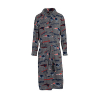 Mens Achieve Bathrobe