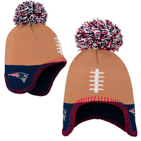 Toddler Football Head Knit Hat
