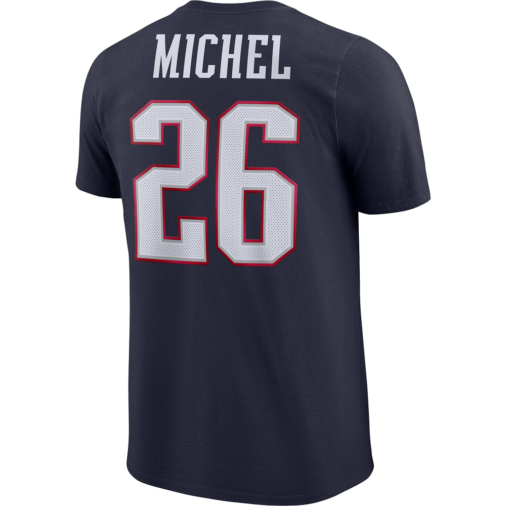 Nike Michel Name and Number Tee