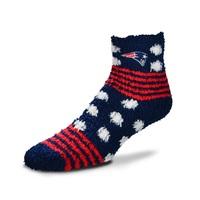 Ladies Patriots Sleep Soft Sock