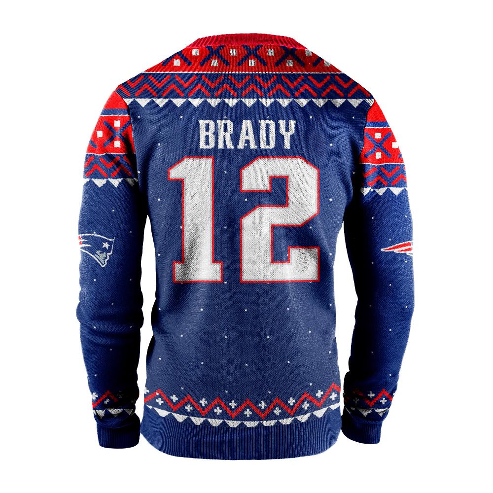 Bradyuglysweater · Bradyuglysweaterback · Bradyuglysweater. Zoom Zoom. Tom  Brady  12 Ugly Sweater 14bfa1d25