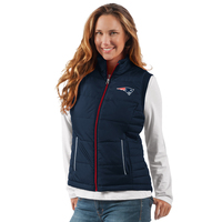 Ladies First Down Vest