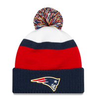 New Era Boston Children's Hospital Pom Knit Hat