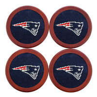 Smathers & Branson Four Coaster Set