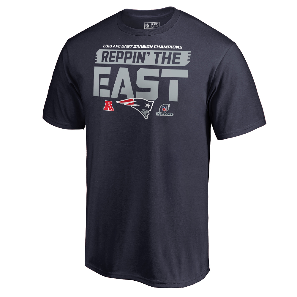 2018 Reppin' The AFC East Tee