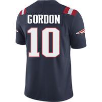 Nike Josh Gordon #10 Color Rush Limited Jersey-Navy