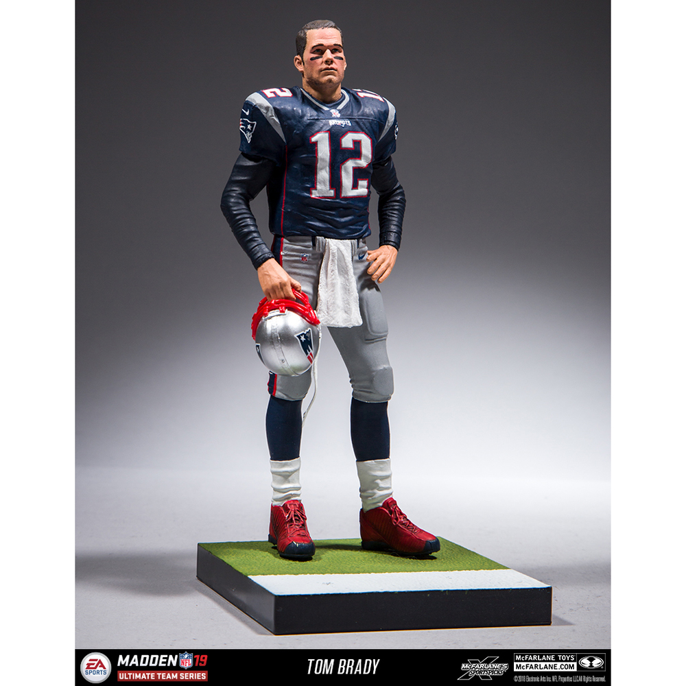 Tom Brady Madden Team Series Figurine