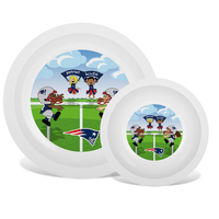 Children's Plate and Bowl Set