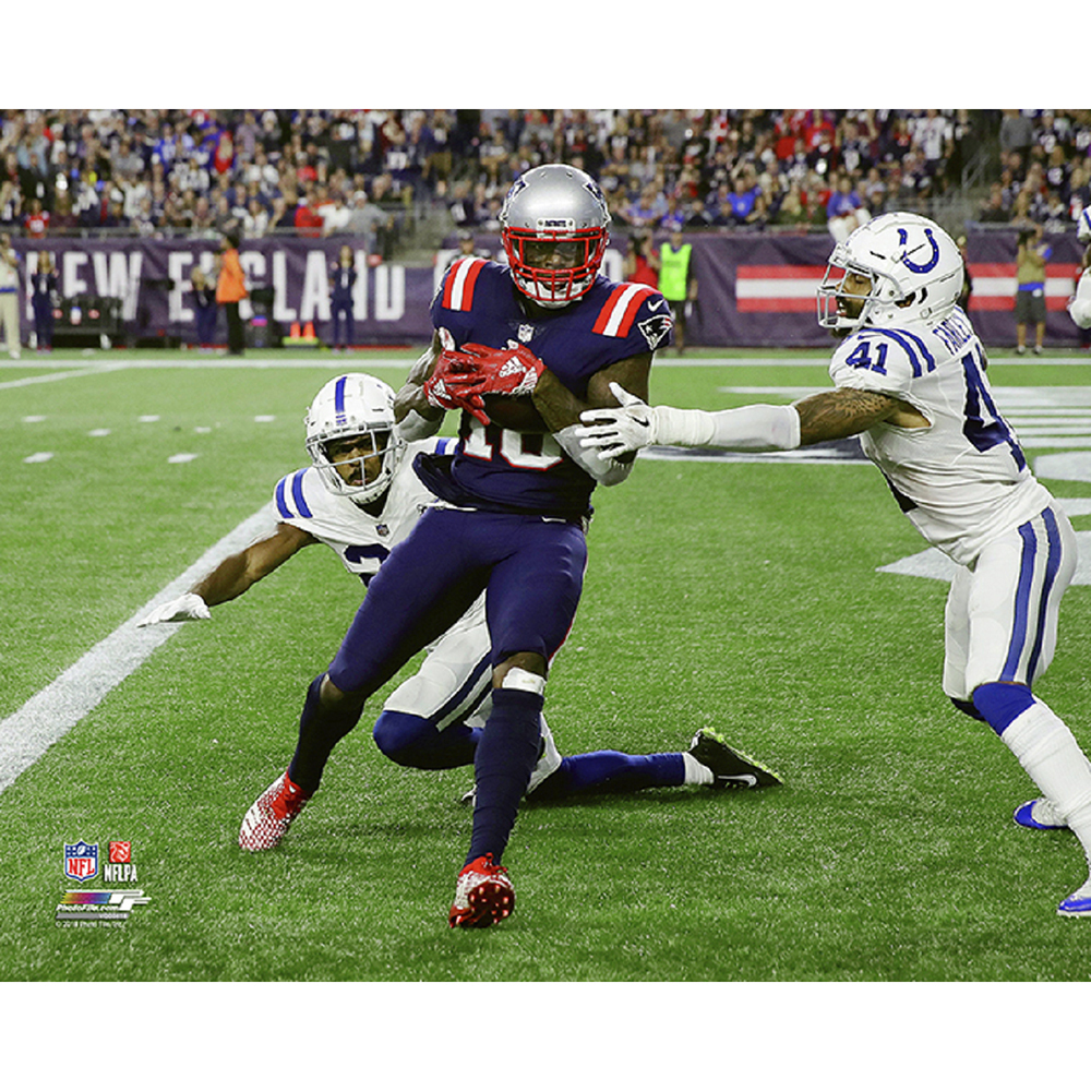 Josh Gordon 8x10 Carded Photo