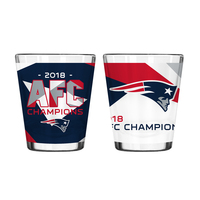 2018 AFC Champs Shot Glass