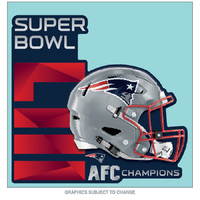 2018 AFC Champions Decal