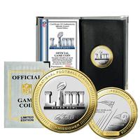 Super Bowl LIII Official Flip Coin