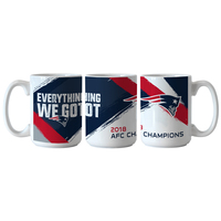 Everything We Got/AFC Champions Mug