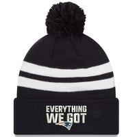 New Era Everything We Got Pom Knit