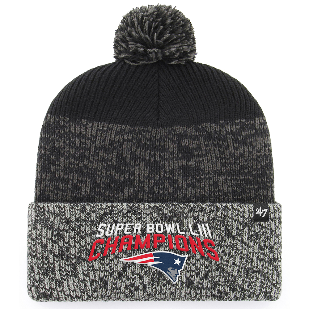 '47 Super Bowl LIII Champions Static Knit Hat