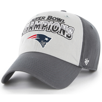 '47 Super Bowl LIII Champions Safety Clean Up Cap