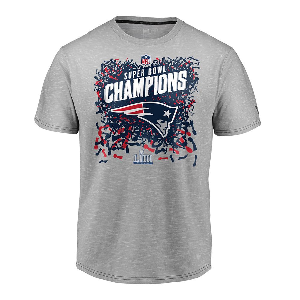 Youth Super Bowl LIII Champions Tee - Patriots ProShop f79f22cb8