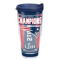 Super Bowl LIII Champions Tervis Tumbler