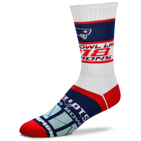 Super Bowl LIII Champions Ladies Socks