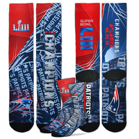 Super Bowl LIII Champions Mens Socks