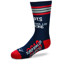 Super Bowl LIII Champions Youth Socks