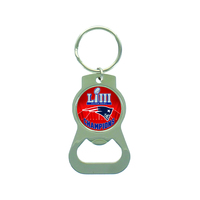 Super Bowl LIII Champions Bottle Opener Keychain
