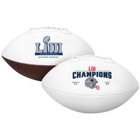 Super Bowl LIII Champions Full size Football