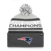 '47 Super Bowl LIII Champions Avon Knit