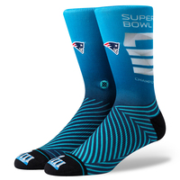 Super Bowl LIII Champions Stance Mens Socks