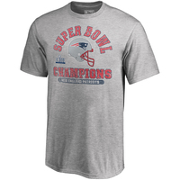 SB53 Double Cover S/S Tee-Gray