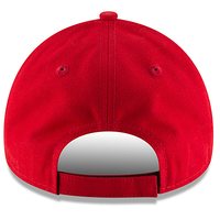 New Era 6X Champions 9Forty Cap-Red