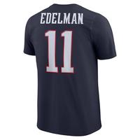 Nike Edelman Name and Number Tee
